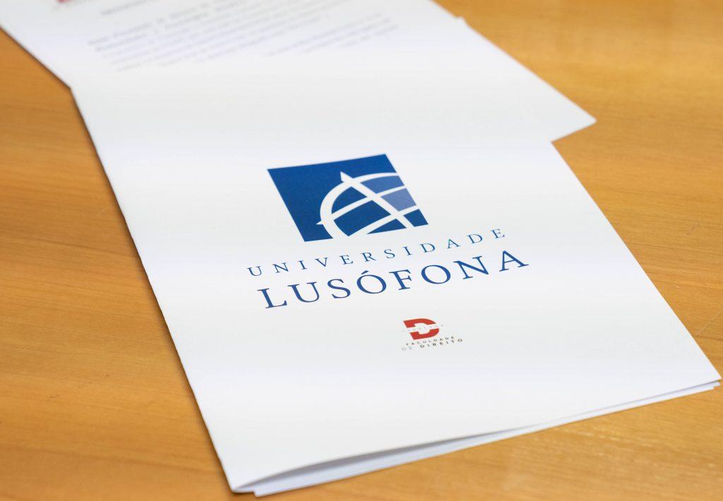 Assinatura do protocolo entre Universidade Lusófona e RSA-LP