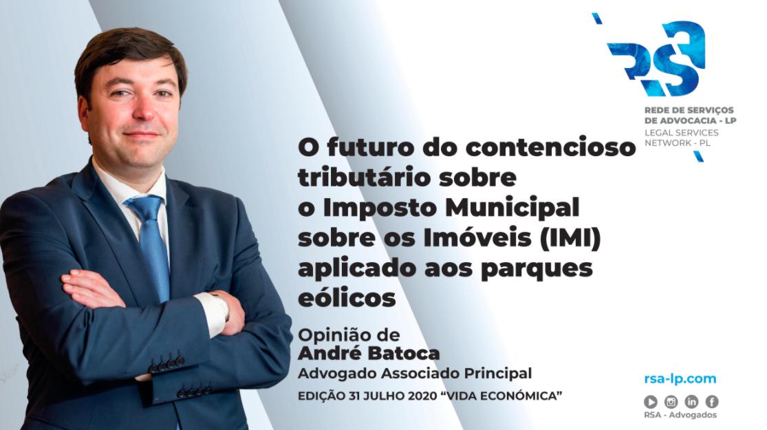 O futuro do contencioso tributário sobre o Imposto Municipal sobre os Imóveis (IMI) aplicado aos parques eólicos
