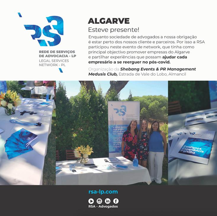 Equipa RSA LP Algarve