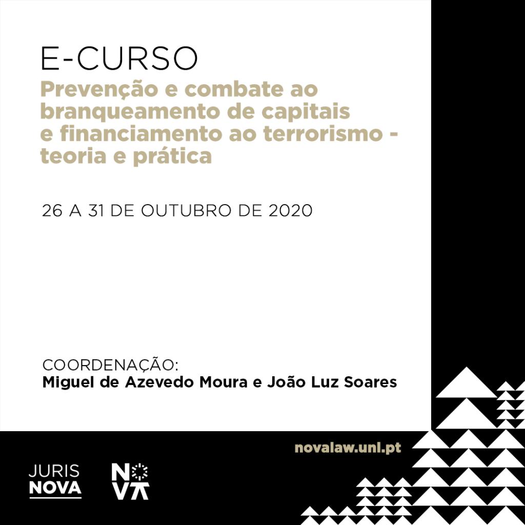 Formação Especializada com a coordenação de Miguel de Azevedo Moura e João Luz Soares.