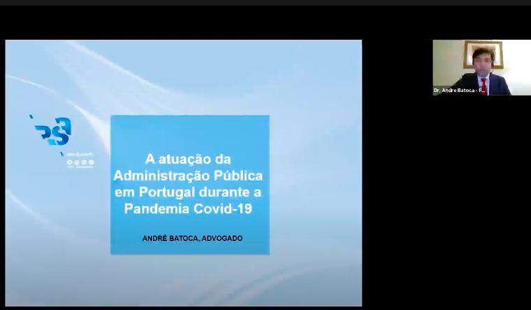 A Atuação da Administração Pública em Portugal durante a Pandemia Covid-19