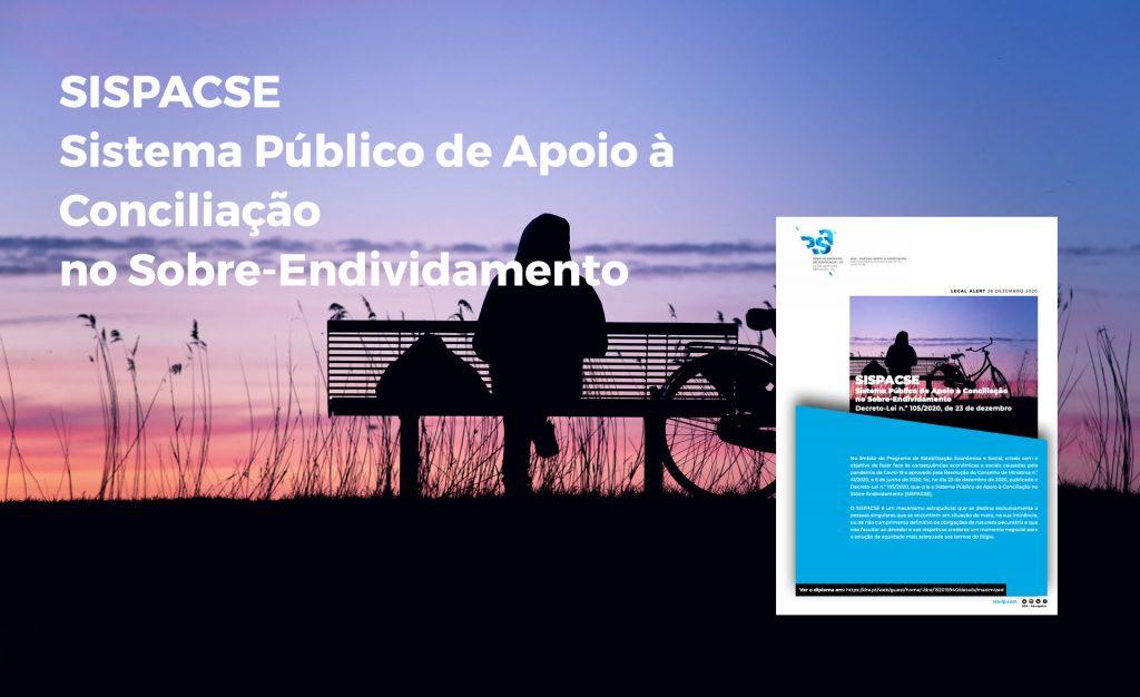 SISPACSE Sistema Público de Apoio à Conciliação no Sobre-Endividamento