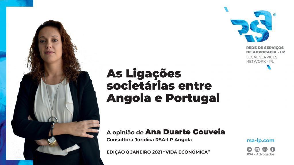 As Ligações societárias entre Angola/Portugal