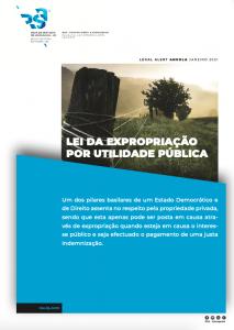 Lei da expropriação por utilidade pública