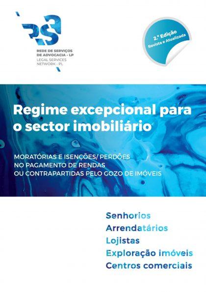 Regime Excepcional para o Sector Imobiliário - 2ª edição