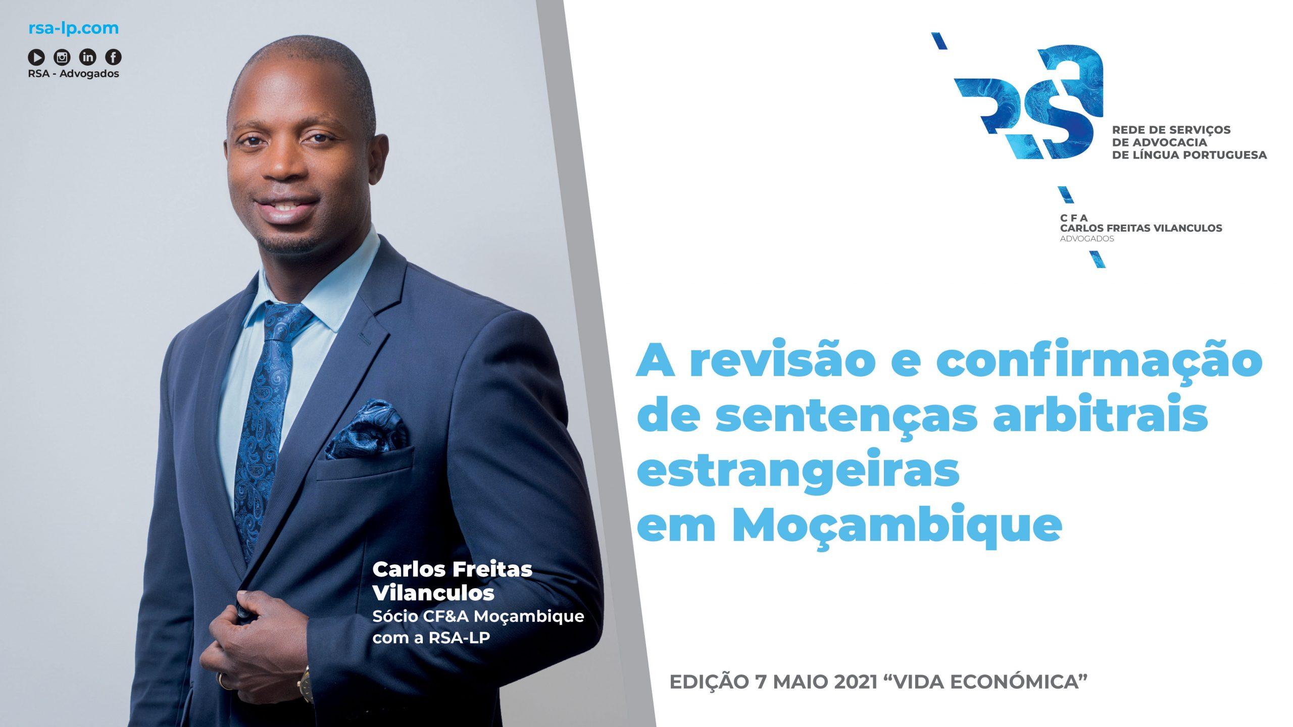 A revisão e confirmação de sentenças arbitrais estrangeiras em Moçambique