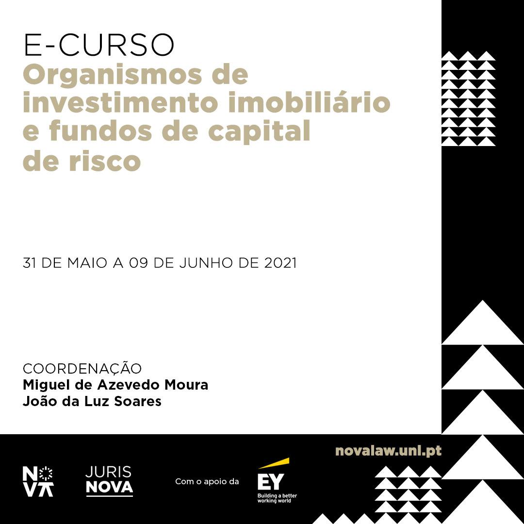 E-Curso - Organismos de Investimento Imobiliário e Fundos de Capital de Risco