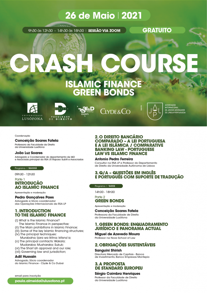 Crash Course: Islamic Finance and Green Bonds
