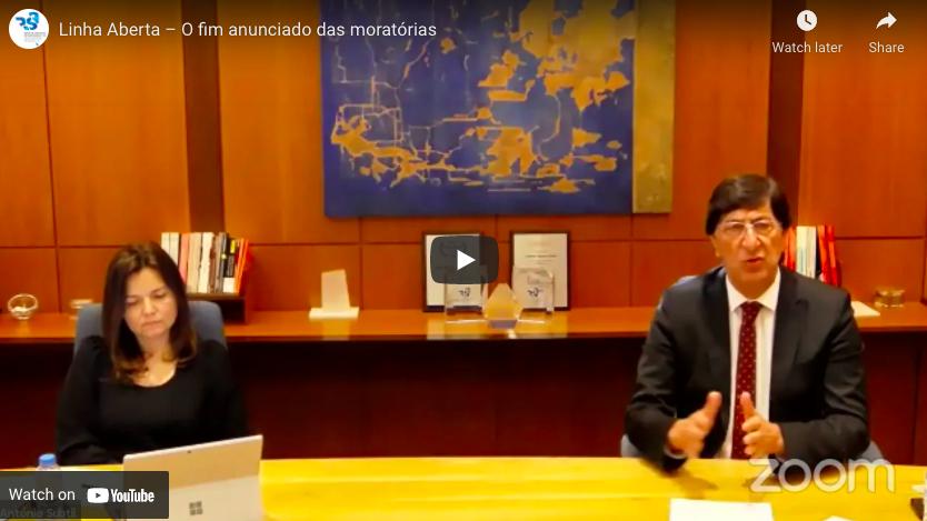 Linha Aberta – O fim anunciado das moratórias – Ver Video